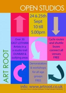 ART ROOT OPEN STUDIOS WEEKEND 2011